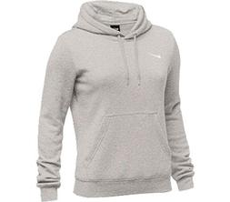 Nike Women's Training Hoodie Gray Small