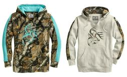 Womens Legendary Whitetails Camo Outfitter Hoodie M L XL XXL