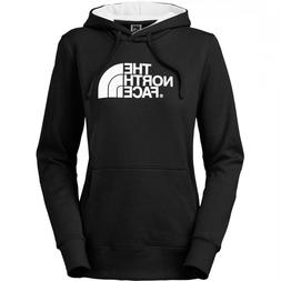 The North Face Womens Half Dome Hoodie TNF Black and White S
