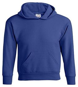 Hanes Youth Comfortblend EcoSmart Pullover Hooded Sweatshirt